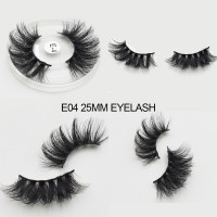 25MM Eyelashes E04